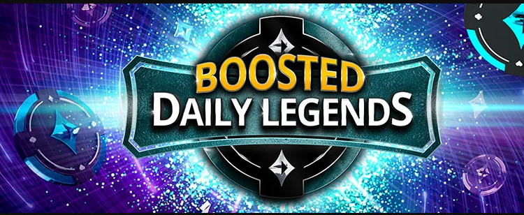 Акция Boosted Daily Legends