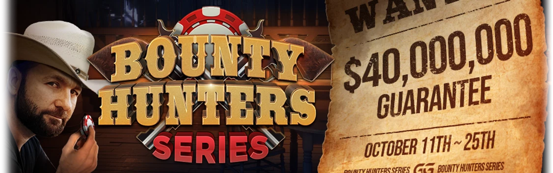 GGPokerOk Bounty Hunters Series